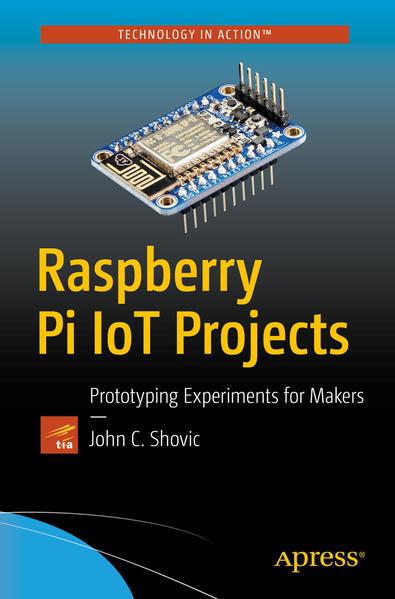 Raspberry Pi IoT Projects PDF Jetzt Herunterladen