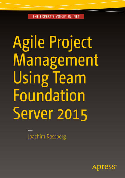 Agile Project Management using Team Foundation Server 2015 - Coverbild