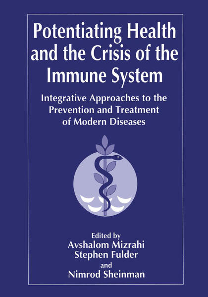 Potentiating Health and the Crisis of the Immune System - Coverbild