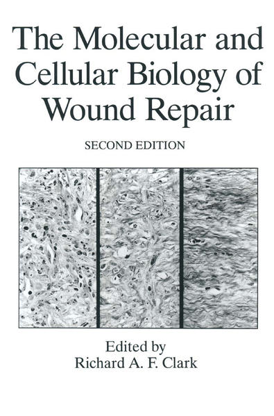 The Molecular and Cellular Biology of Wound Repair - Coverbild