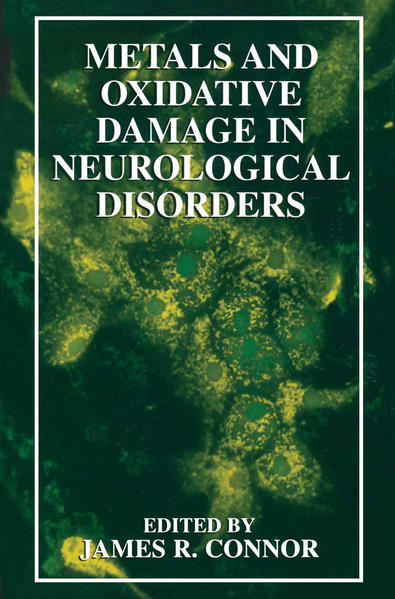 Metals and Oxidative Damage in Neurological Disorders - Coverbild