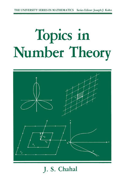 Topics in Number Theory - Coverbild