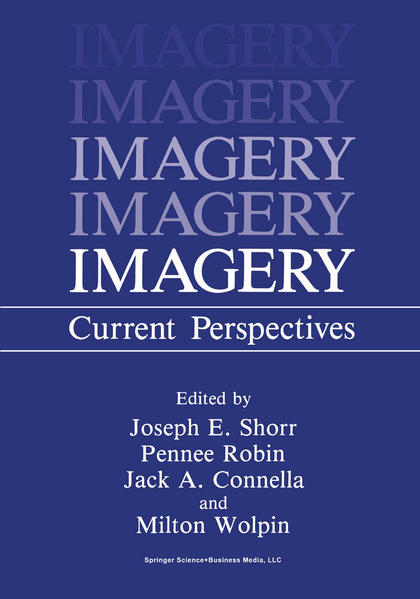 Imagery - Coverbild