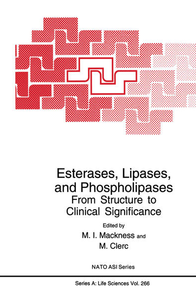 Esterases, Lipases, and Phospholipases - Coverbild