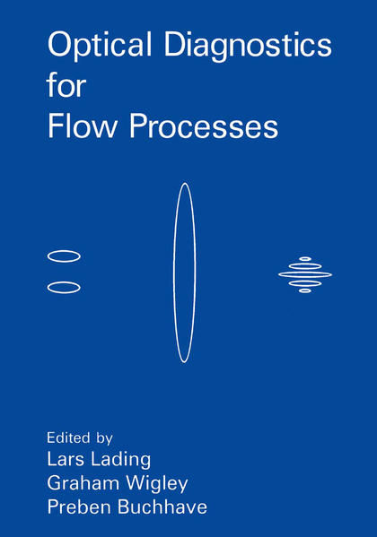 Optical Diagnostics for Flow Processes - Coverbild