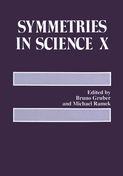 Symmetries in Science X - Coverbild
