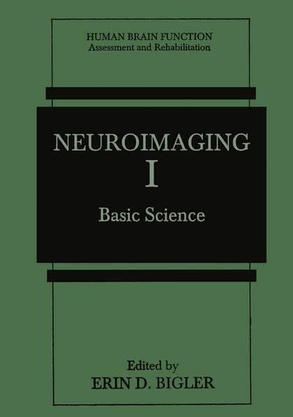 Neuroimaging I - Coverbild