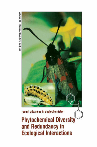 Phytochemical Diversity and Redundancy in Ecological Interactions - Coverbild