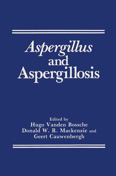 Aspergillus and Aspergillosis - Coverbild