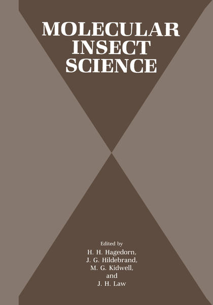 Molecular Insect Science - Coverbild