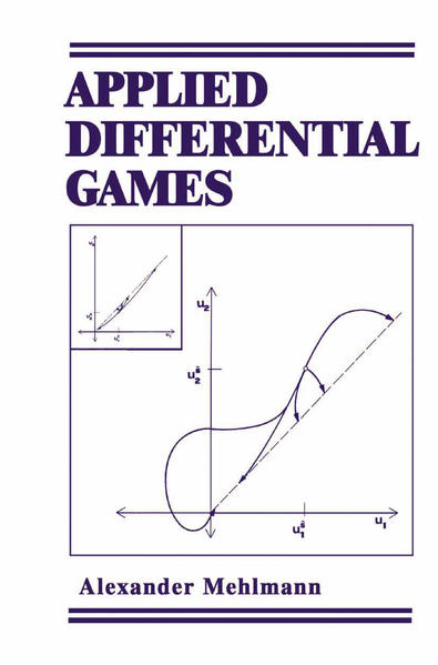 Applied Differential Games - Coverbild