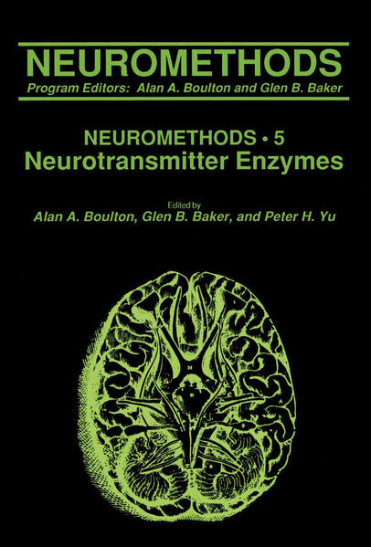 Neurotransmitter Enzymes - Coverbild