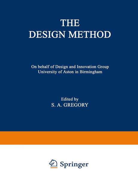 The Design Method - Coverbild
