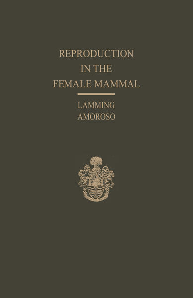 Reproduction in the Female Mammal - Coverbild