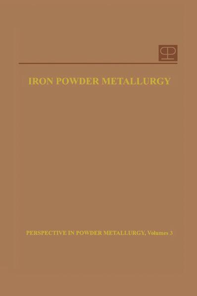 Iron Powder Metallurgy - Coverbild