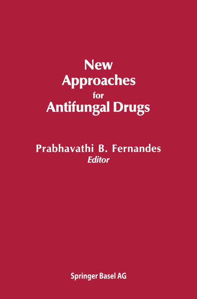 New Approaches for Antifungal Drugs - Coverbild