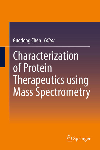 Characterization of Protein Therapeutics using Mass Spectrometry - Coverbild