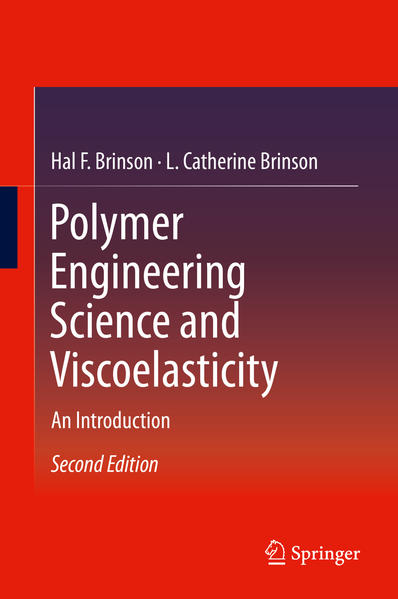 Polymer Engineering Science and Viscoelasticity - Coverbild