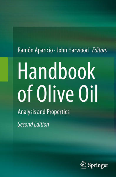 Handbook of Olive Oil - Coverbild