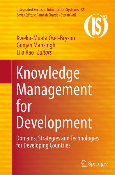 Knowledge Management for Development - Coverbild