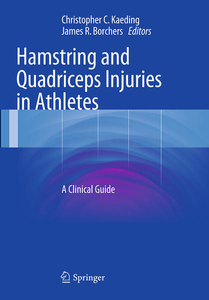 Hamstring and Quadriceps Injuries in Athletes - Coverbild
