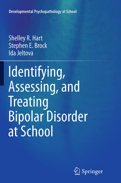Identifying, Assessing, and Treating Bipolar Disorder at School - Coverbild