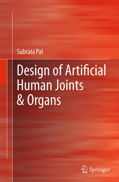 Design of Artificial Human Joints & Organs - Coverbild