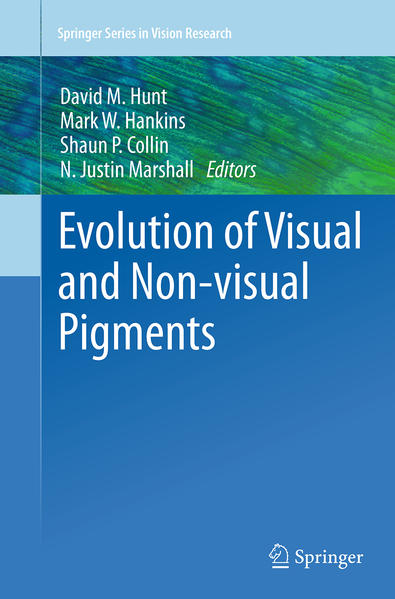 Evolution of Visual and Non-visual Pigments - Coverbild