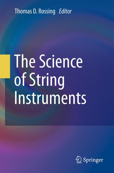 The Science of String Instruments - Coverbild