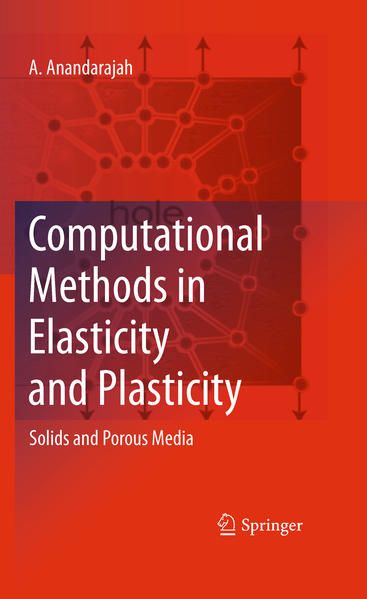 Computational Methods in Elasticity and Plasticity - Coverbild