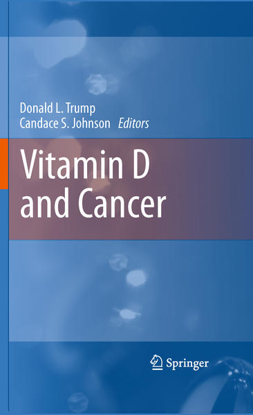 Vitamin D and Cancer - Coverbild