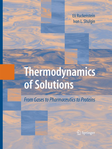 Thermodynamics of Solutions - Coverbild