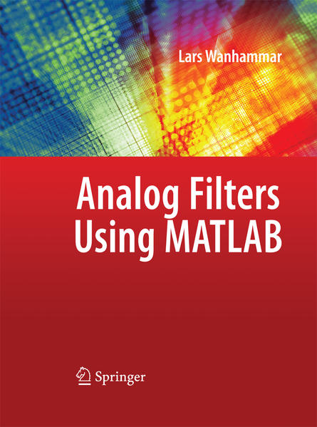 Analog Filters using MATLAB - Coverbild