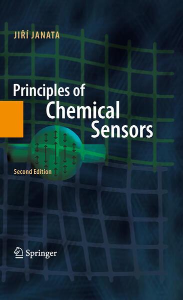 Principles of Chemical Sensors - Coverbild