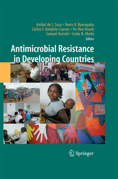 Antimicrobial Resistance in Developing Countries - Coverbild