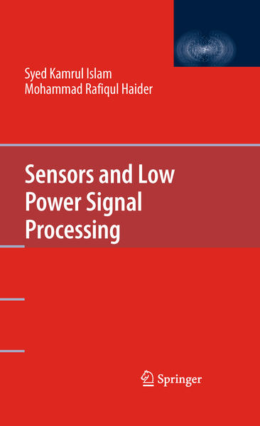 Sensors and Low Power Signal Processing - Coverbild