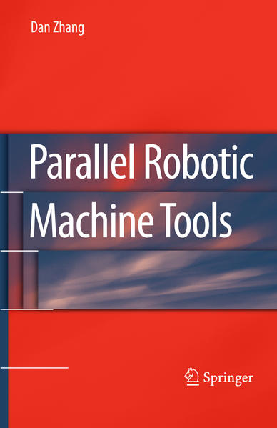 Parallel Robotic Machine Tools - Coverbild