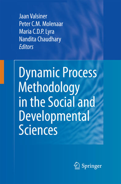 Dynamic Process Methodology in the Social and Developmental Sciences - Coverbild