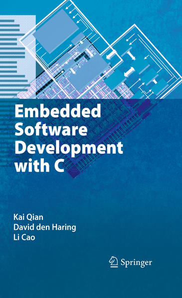 Embedded Software Development with C - Coverbild