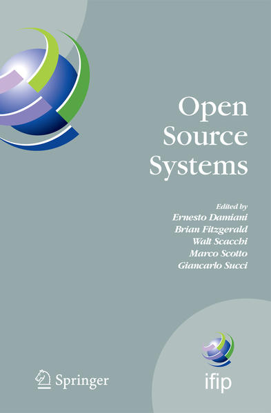 Open Source Systems - Coverbild