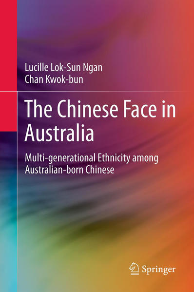 The Chinese Face in Australia - Coverbild