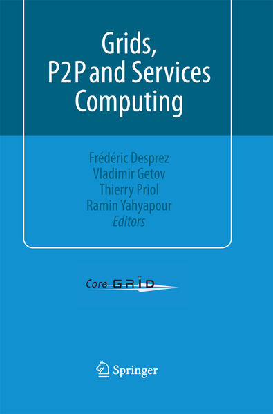 Grids, P2P and Services Computing - Coverbild