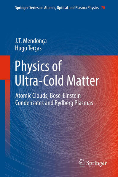 Physics of Ultra-Cold Matter - Coverbild