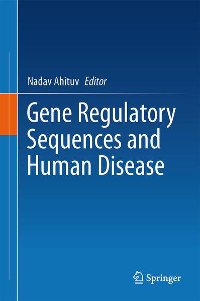 Gene Regulatory Sequences and Human Disease - Coverbild