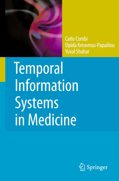 Temporal Information Systems in Medicine - Coverbild