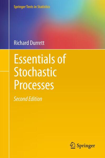 Essentials of Stochastic Processes - Coverbild