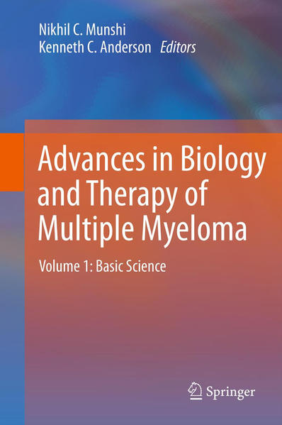 Advances in Biology and Therapy of Multiple Myeloma - Coverbild