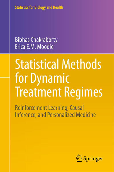 Statistical Methods for Dynamic Treatment Regimes - Coverbild