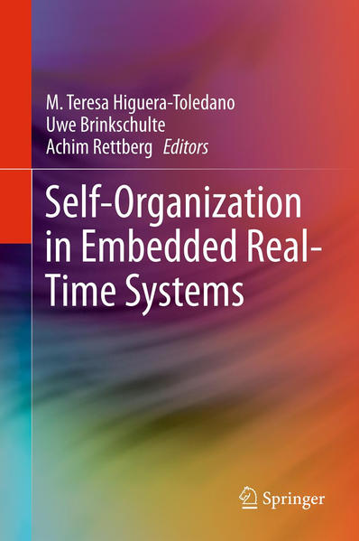 Self-Organization in Embedded Real-Time Systems - Coverbild