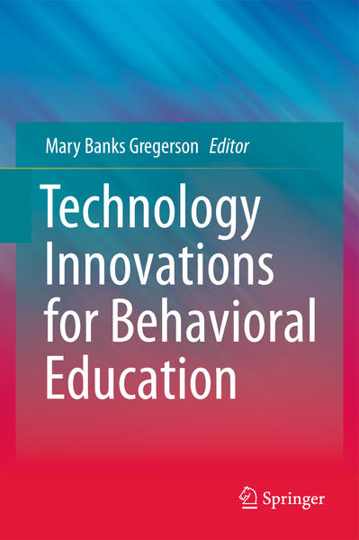 Technology Innovations for Behavioral Education - Coverbild